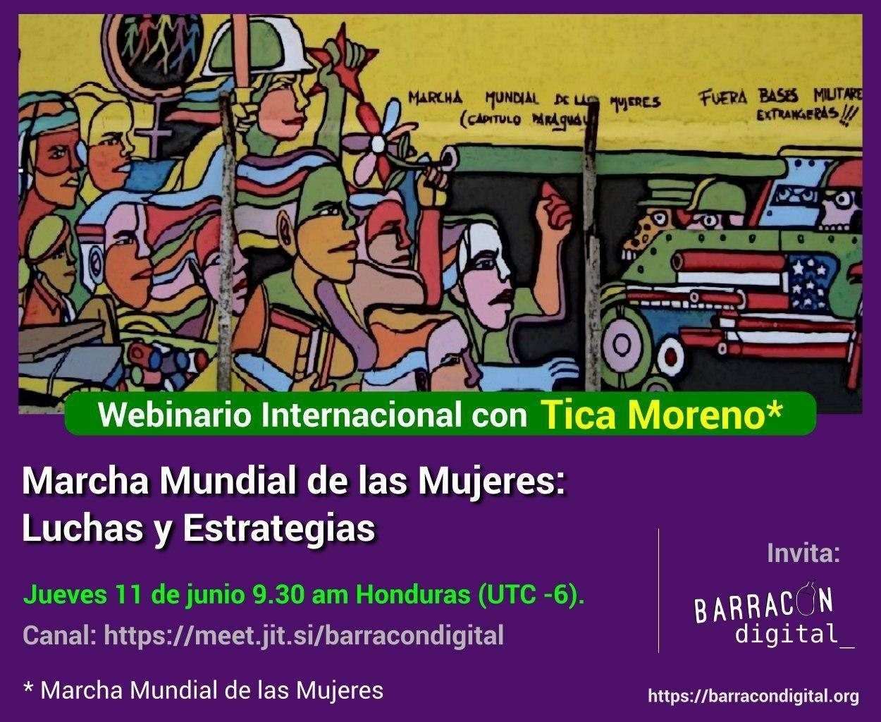 Marcha Mundial De Las Mujeres, Luchas y Estrategias